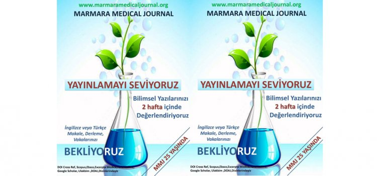 Marmara Medical Journal